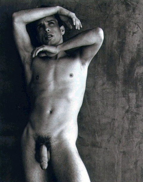 nude Alexis arquette
